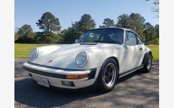 1987 Porsche 911 Carrera Coupe for sale 101316287