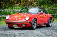 1987 Porsche 911 Carrera Cabriolet for sale 101341901
