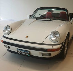 1987 Porsche 911 Carrera Cabriolet for sale 101350576
