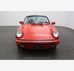 1987 Porsche 911 Targa for sale 101386537