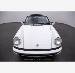 1987 Porsche 911 Targa for sale 101393989