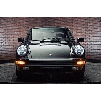 1987 Porsche 911 Carrera Coupe for sale 101404394