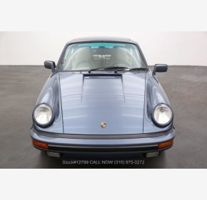 1987 Porsche 911 Coupe for sale 101405005