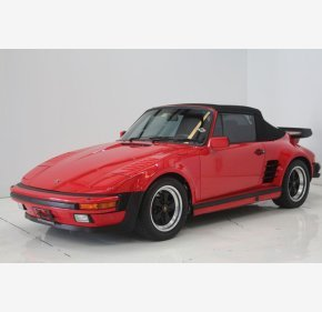 1987 Porsche 911 Turbo Cabriolet for sale 101408004
