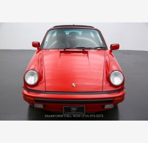 1987 Porsche 911 Targa for sale 101410359