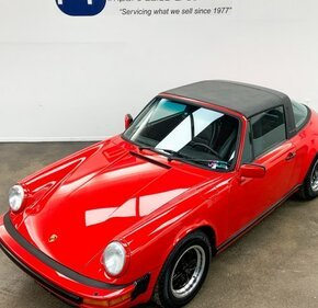 1987 Porsche 911 Targa for sale 101448906