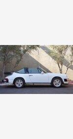 1987 Porsche 911 Targa for sale 101452205