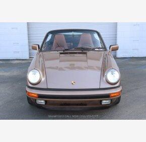 1987 Porsche 911 Cabriolet for sale 101459330