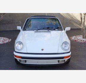1987 Porsche 911 Targa for sale 101472844