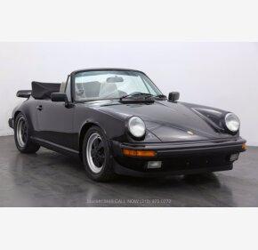 1987 Porsche 911 Cabriolet for sale 101484083