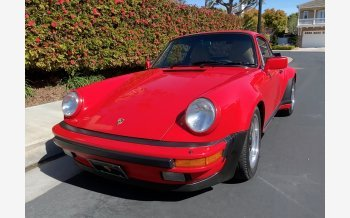 1987 Porsche 911 Turbo Coupe for sale 101493952