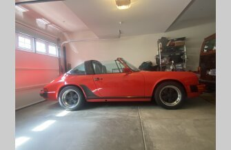 1987 Porsche 911 Targa for sale 101513108