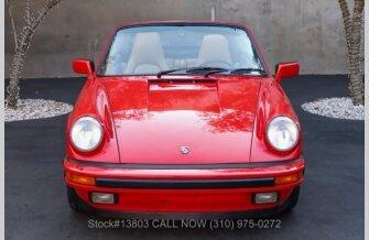 1987 Porsche 911 Cabriolet for sale 101523821