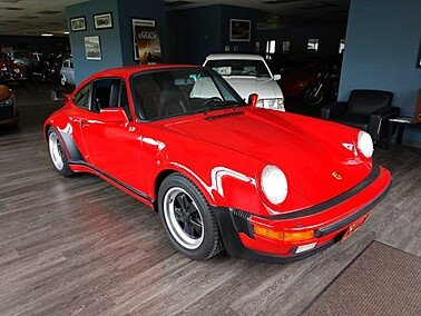 1987 Porsche 911 Turbo Coupe for sale 101547391
