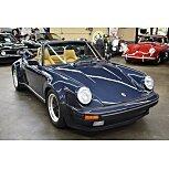 1987 Porsche 911 Carrera Cabriolet for sale 101618920