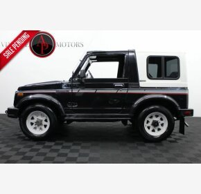 1987 Suzuki Samurai for sale 101407939