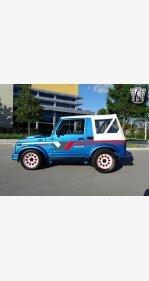 1987 Suzuki Samurai 4WD Soft Top for sale 101422258