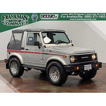 1987 Suzuki Samurai for sale 101560016