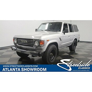 1987 Toyota Land Cruiser for sale 101052856