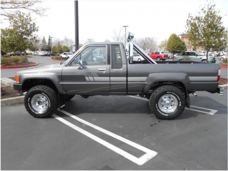 1987 Toyota Pickup 4x4 Xtracab Deluxe For Sale Near