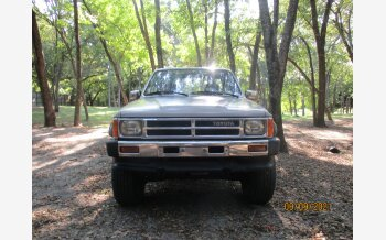 1987 Toyota Pickup 4x4 Xtracab Deluxe for sale 101599156
