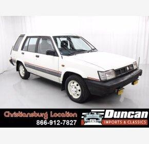 1987 Toyota Sprinter for sale 101404830