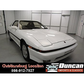 1987 Toyota Supra for sale 101013604