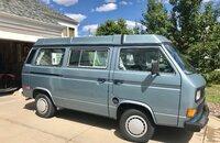 1987 Volkswagen Vanagon Camper for sale 101199517