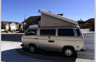 1987 Volkswagen Vanagon Camper for sale 101269592