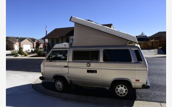 1987 Volkswagen Vanagon Camper for sale 101269592