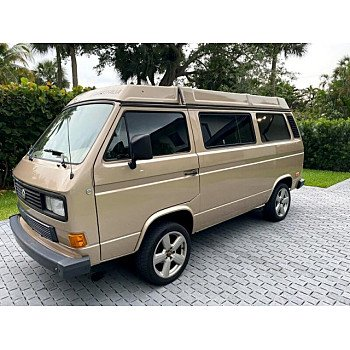 1987 Volkswagen Vanagon for sale 101331897