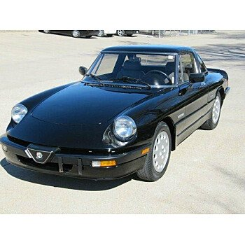 1988 Alfa Romeo Spider Quadrifoglio for sale 100748186