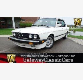 1988 BMW 535i Sedan for sale 101034194