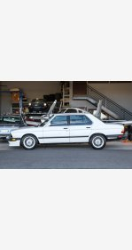 1988 BMW 535i Sedan for sale 101306547