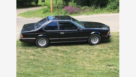 1988 BMW 635CSi for sale 100827426