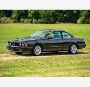 1988 BMW 635CSi for sale 101183694