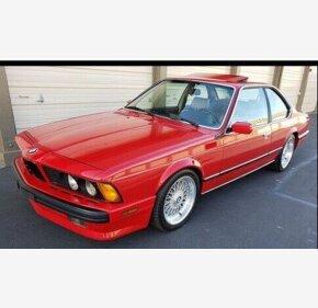 1988 BMW 635CSi for sale 101434687