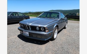1988 BMW 635CSi Coupe for sale 101543960