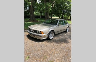 1988 BMW 635CSi Coupe for sale 101546861