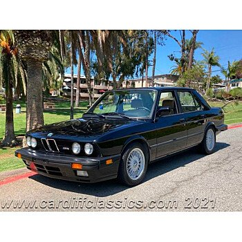 1988 BMW M5 for sale 101607029