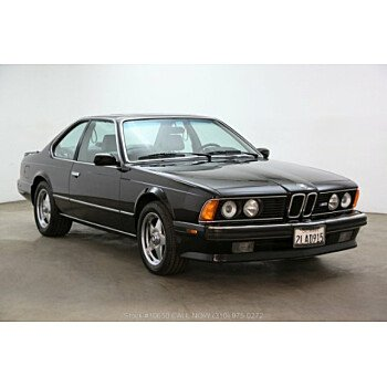 1988 BMW M6 for sale 101108075