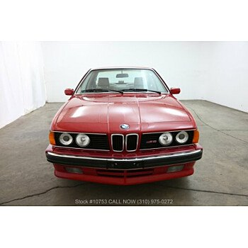 1988 BMW M6 for sale 101122458