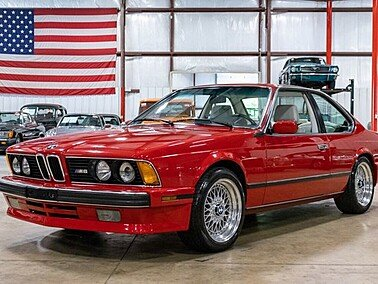 1988 BMW M6 for sale 101370212