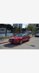 1988 BMW M6 Coupe for sale 101373192