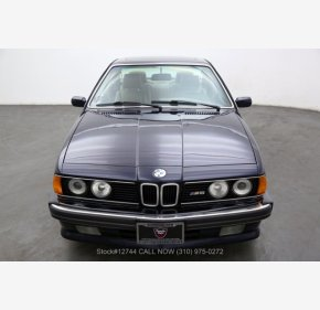 1988 BMW M6 Coupe for sale 101403017