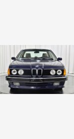 1988 BMW M6 Coupe for sale 101410786