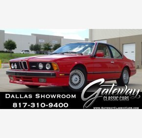 1988 BMW M6 Coupe for sale 101416712