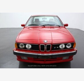 1988 BMW M6 for sale 101437753