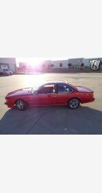 1988 BMW M6 Coupe for sale 101472206