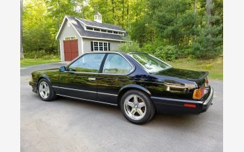 1988 BMW M6 Coupe for sale 101557258